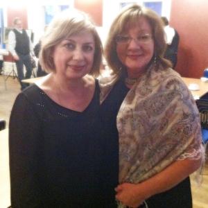 Irina Turkicheva och Alexandra Gävert, pianister i mästarklass.