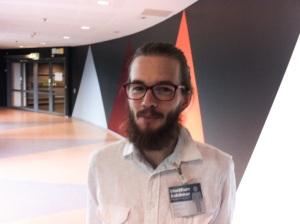 Roger Tónlist, projektledare, BTH.
