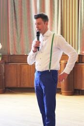 Rasmus Renglin, Langemarksstipendiat 2015.